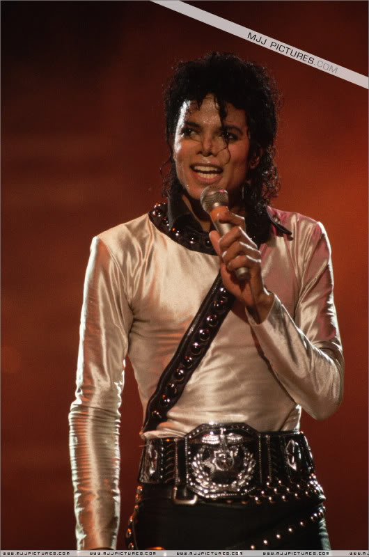 Bad World Tour Onstage- Various 048