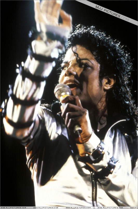 Bad World Tour Onstage- Various 052