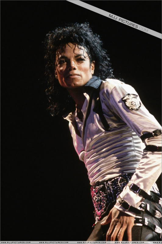 Bad World Tour Onstage- Various 055