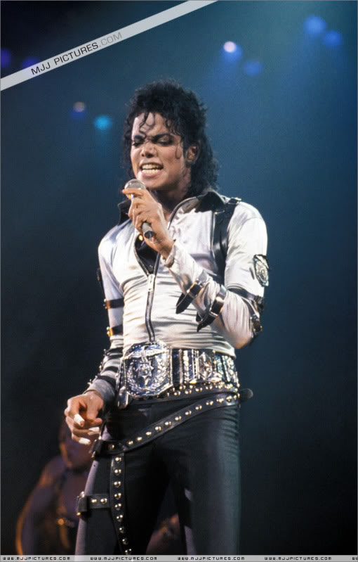Bad World Tour Onstage- Various 056