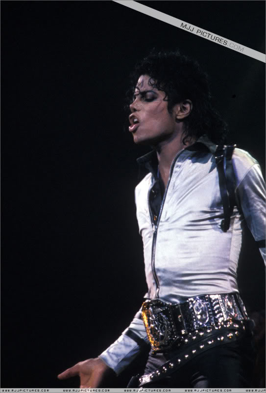 Bad World Tour Onstage- Various 058