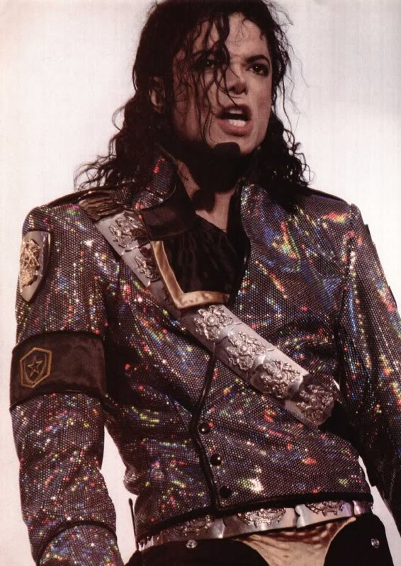 Dangerous World Tour Onstage- Jam 062-6