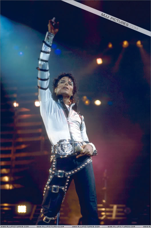 Bad World Tour Onstage- Various 062