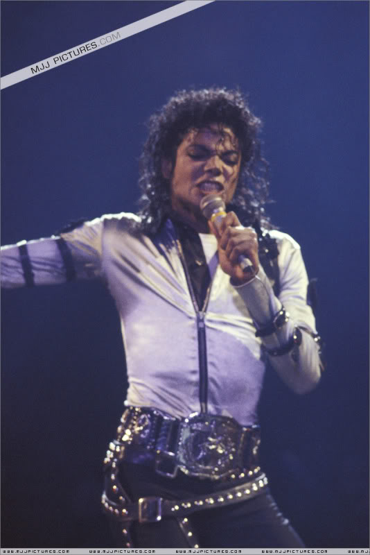 Bad World Tour Onstage- Various 064