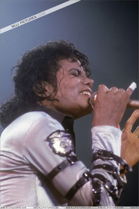 Bad World Tour Onstage- Various 066