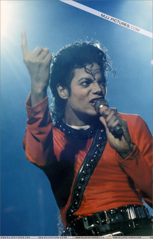 Bad World Tour Onstage- Various 067