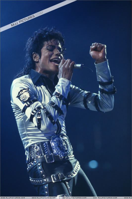Bad World Tour Onstage- Various 069