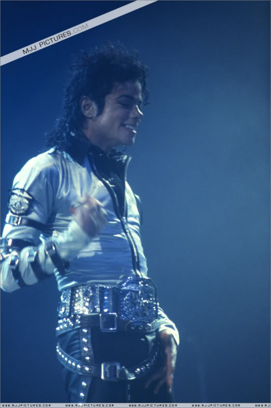 Bad World Tour Onstage- Various 070
