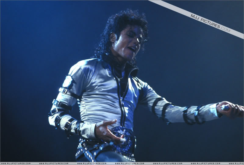 Bad World Tour Onstage- Various 071