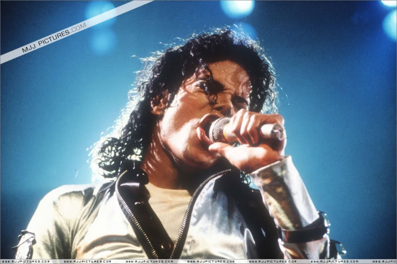 Bad World Tour Onstage- Various 072