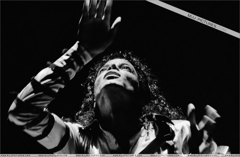 Bad World Tour Onstage- Various 077