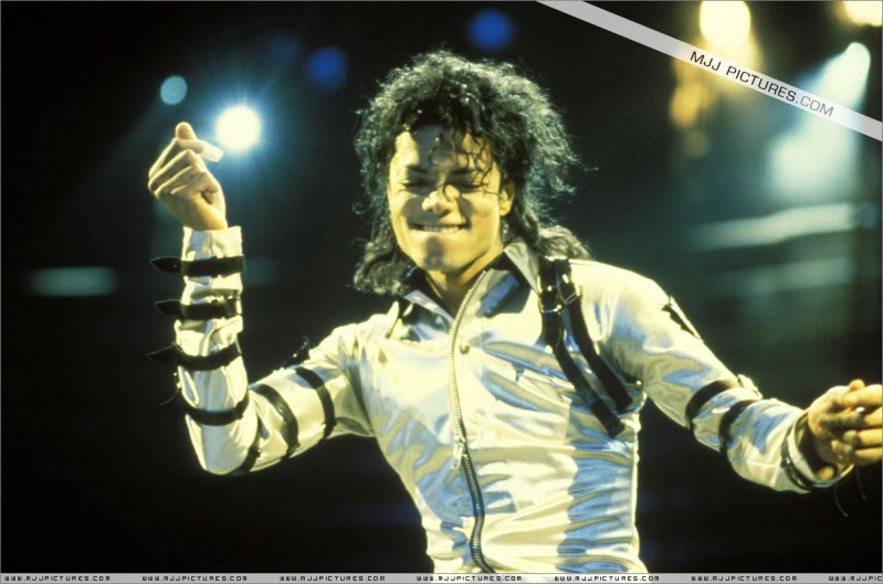 Bad World Tour Onstage- Various 078