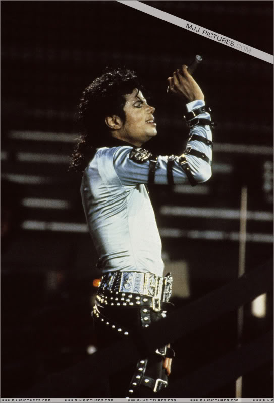 Bad World Tour Onstage- Various 082