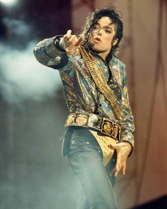 Dangerous World Tour Onstage- Jam 083-1