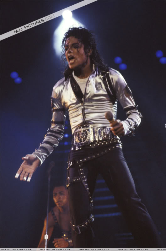 Bad World Tour Onstage- Various 087