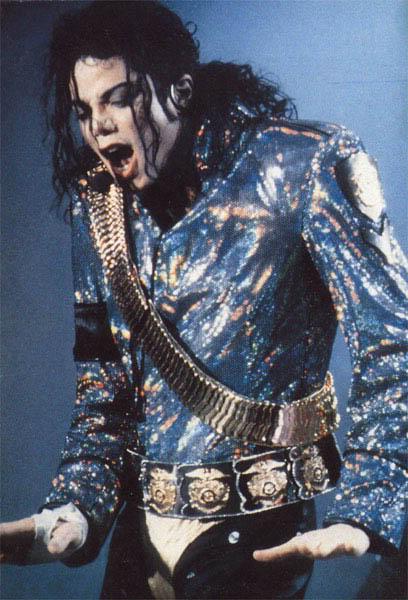 Dangerous World Tour Onstage- Jam 098-2