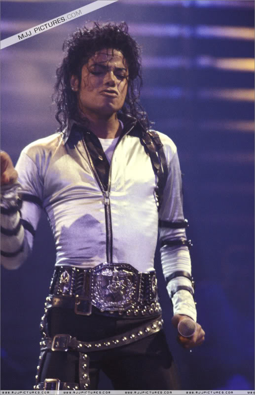 Bad World Tour Onstage- Various 101