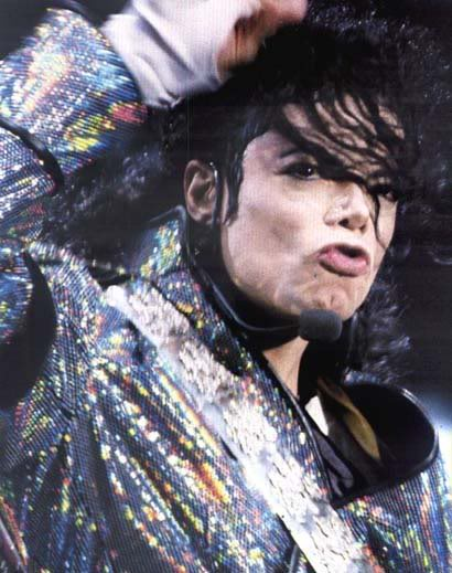 Dangerous World Tour Onstage- Jam 104-2