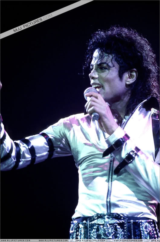Bad World Tour Onstage- Various 106