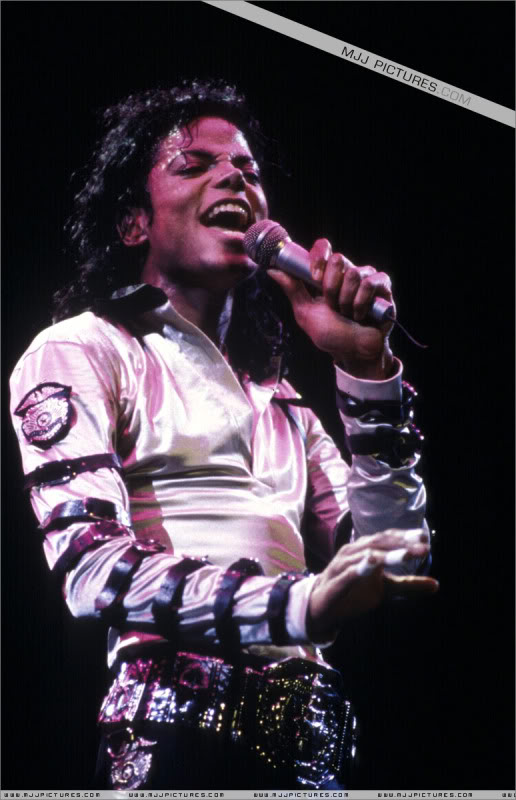 Bad World Tour Onstage- Various 111-1