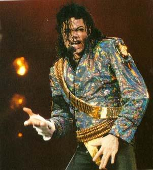 Dangerous World Tour Onstage- Jam 118-2