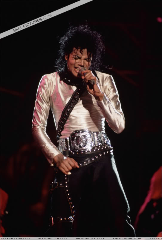 Bad World Tour Onstage- Various 120