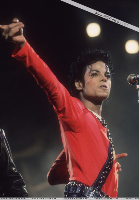 Bad World Tour Onstage- Various 121