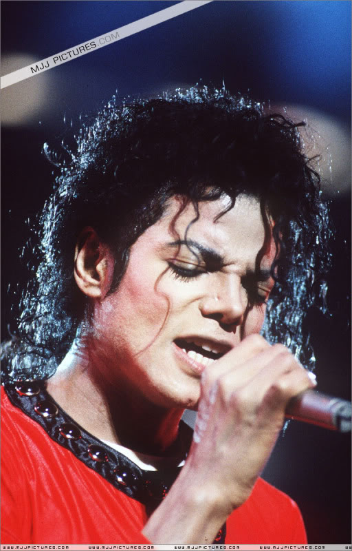 Bad World Tour Onstage- Various 123
