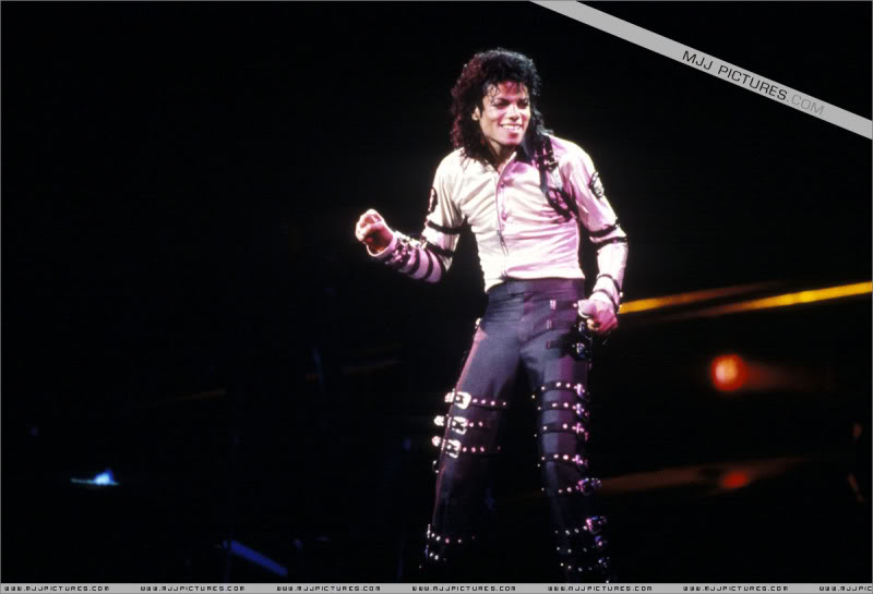 Bad World Tour Onstage- Various 127-1