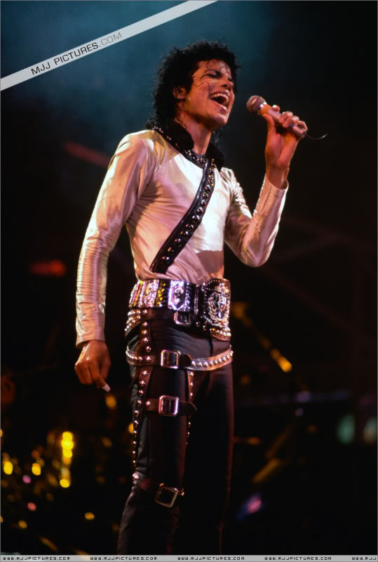 Bad World Tour Onstage- Various 146-1