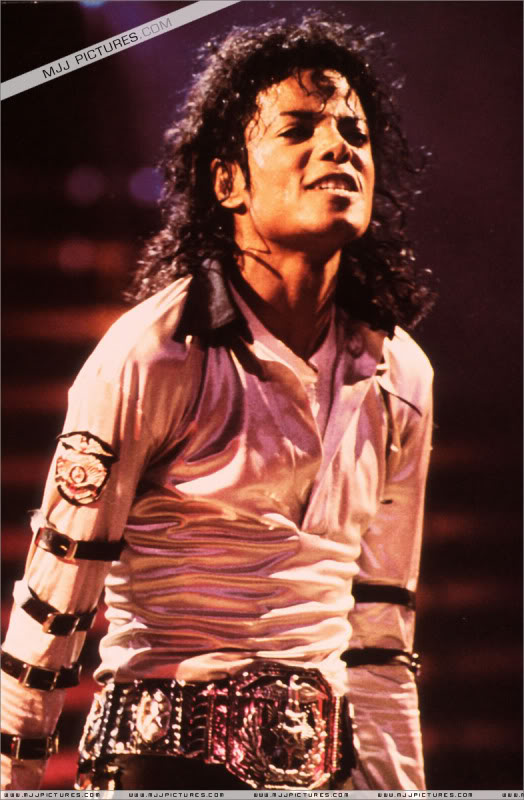 Bad World Tour Onstage- Various 147-1