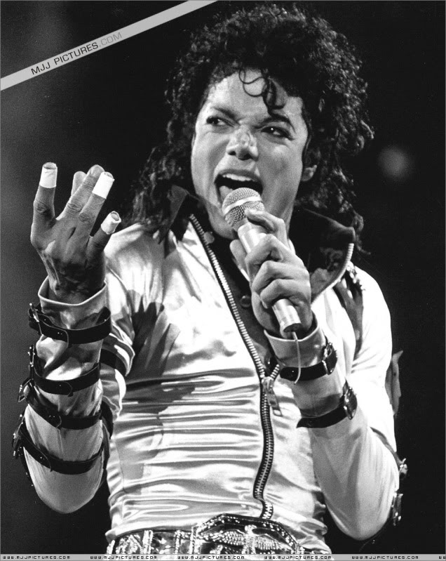 Bad World Tour Onstage- Various 149-1