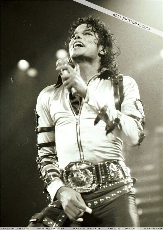 Bad World Tour Onstage- Various 151