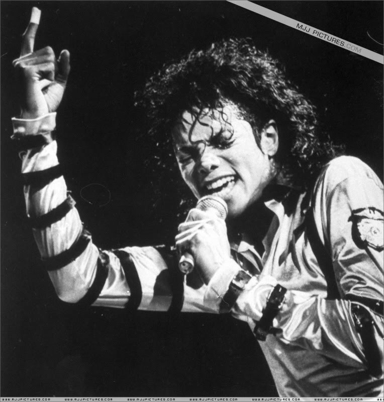 Bad World Tour Onstage- Various 157