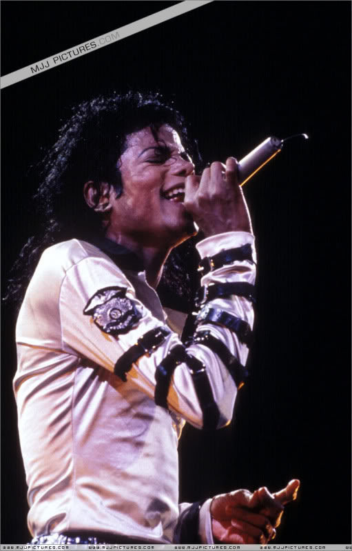 Bad World Tour Onstage- Various 160-1