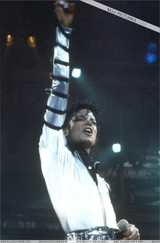 Bad World Tour Onstage- Various 166