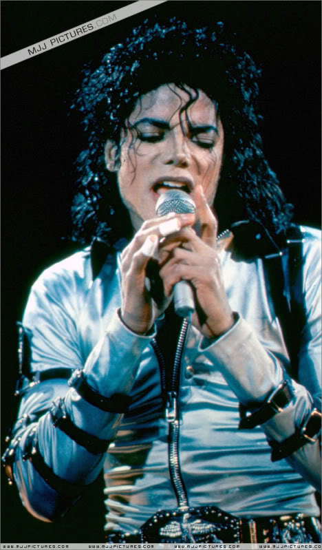 Bad World Tour Onstage- Various 187-1
