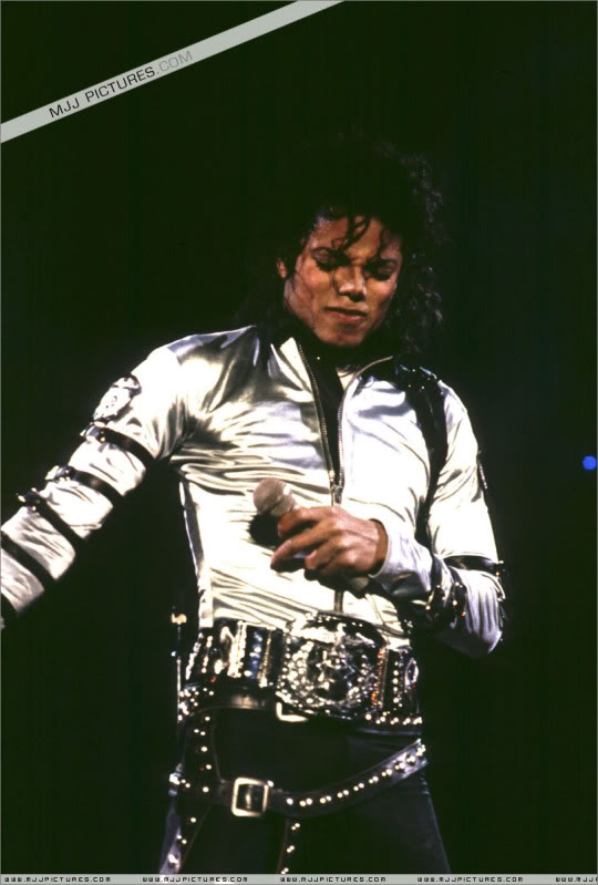 Bad World Tour Onstage- Various 192-1