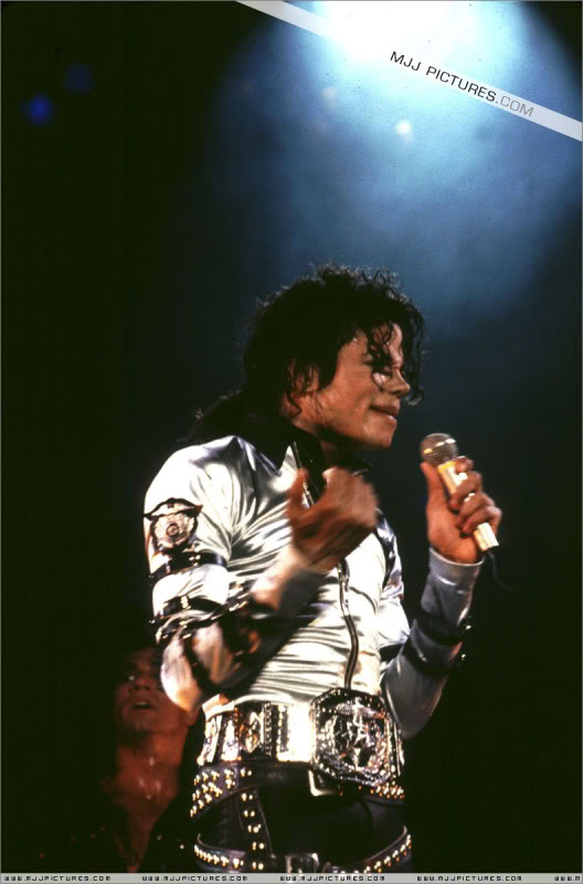 Bad World Tour Onstage- Various 199-1