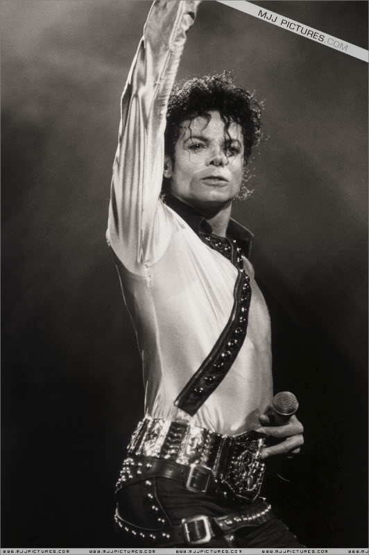 Bad World Tour Onstage- Various 210-1