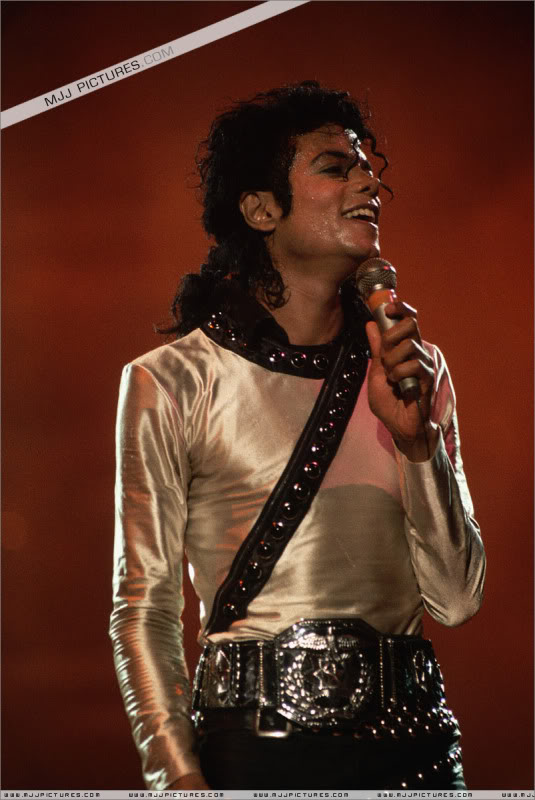 Bad World Tour Onstage- Various 222-1