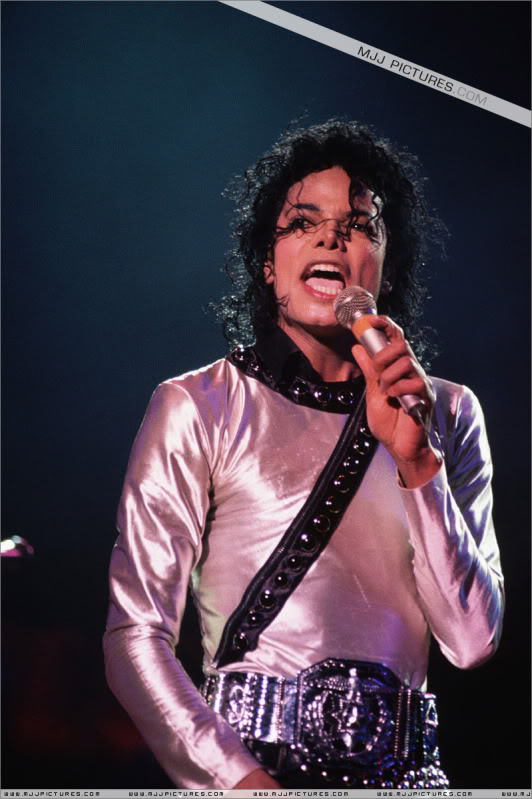 Bad World Tour Onstage- Various 227-1