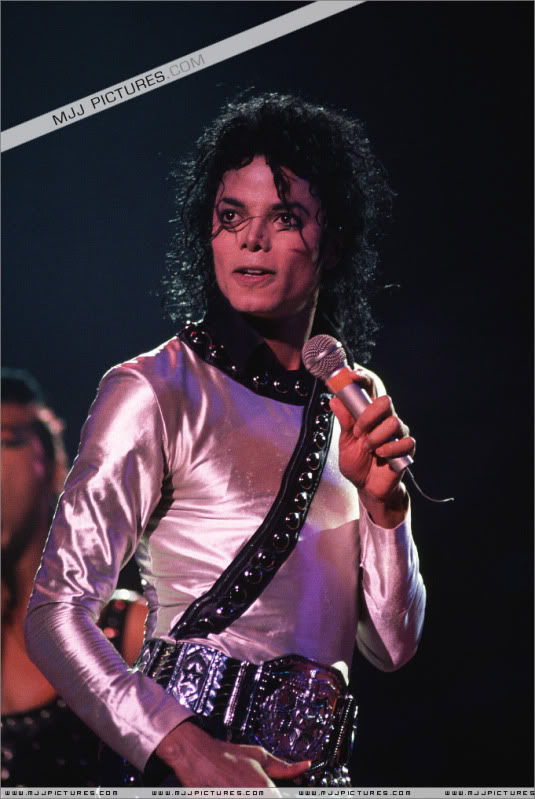 Bad World Tour Onstage- Various 229