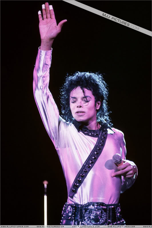 Bad World Tour Onstage- Various 231