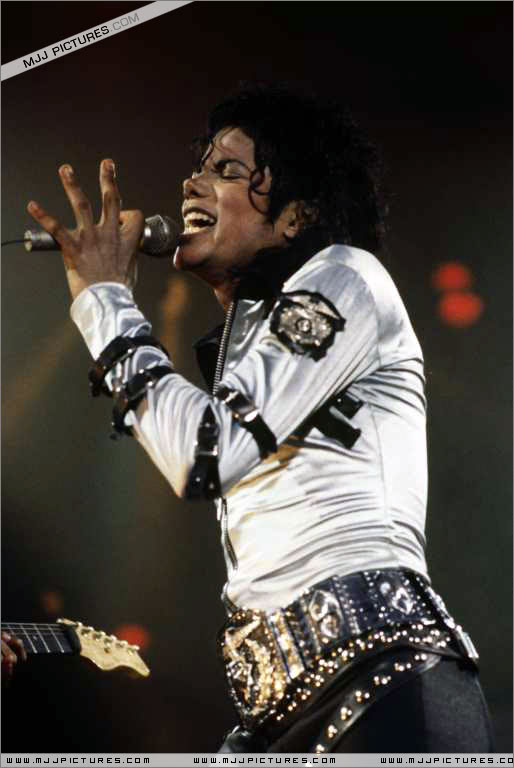 Bad World Tour Onstage- Various 241