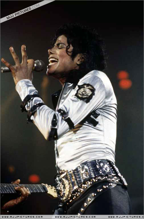 Bad World Tour Onstage- Various 242