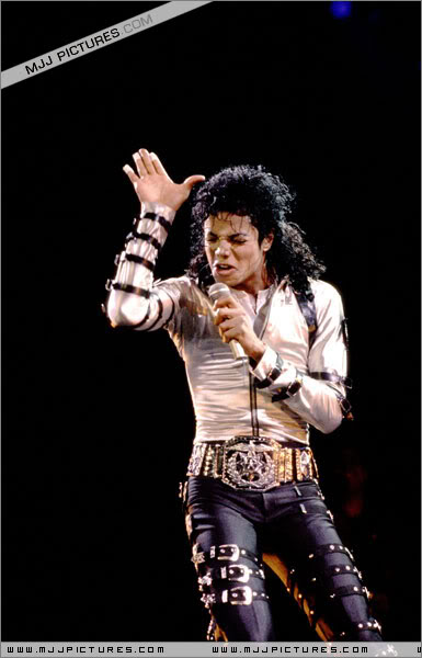 Bad World Tour Onstage- Various 249