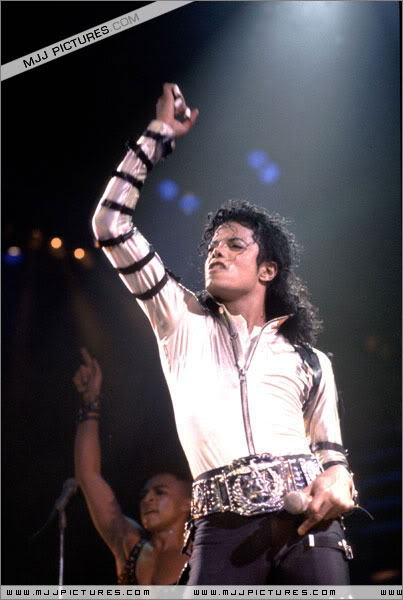 Bad World Tour Onstage- Various 250