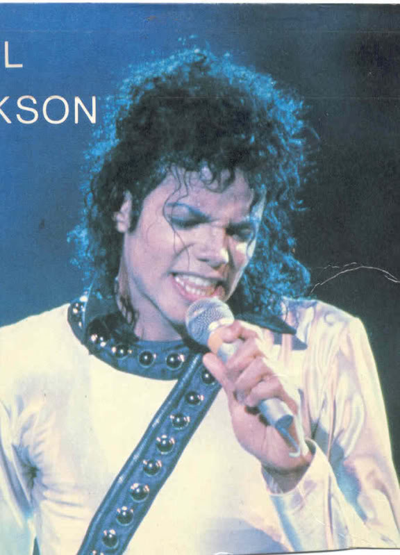 Bad World Tour Onstage- Various - Page 2 361