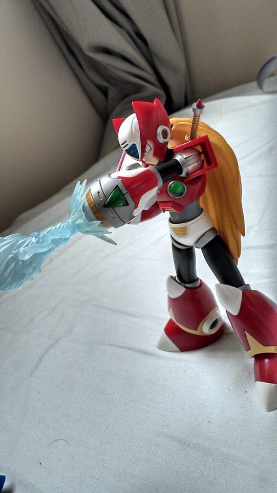 Megaman X  D-ARTS 1069827_228116904043069_2092512405_n